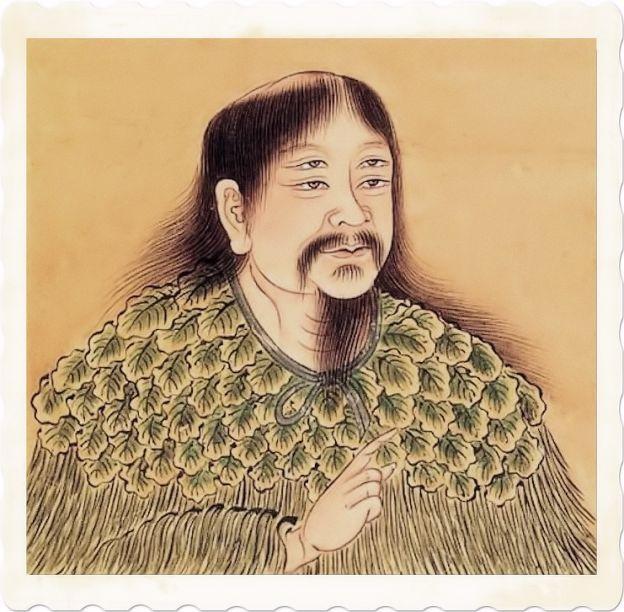Cang Jie storico di corte