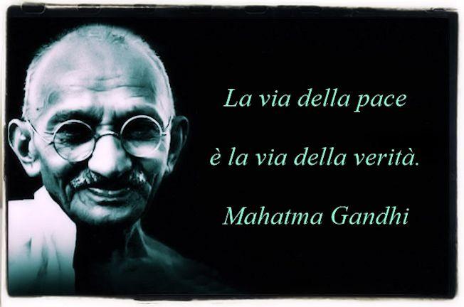 Le grandi citazioni di Gandhi