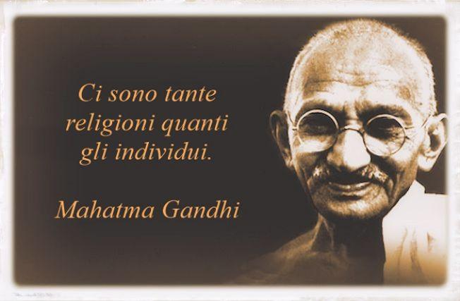 Gandhi e la religione