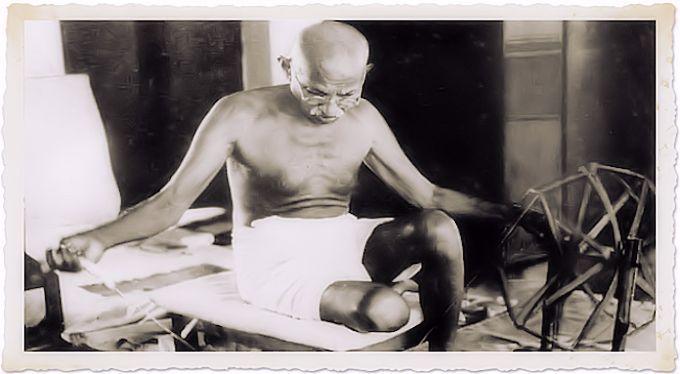 Aforismi celebri di Gandhi